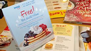 Ihop Halloween Free Pancakes 2014 by Bonggamom Finds Free Pancakes For Veterans And Military On