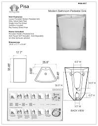 Kohler Memoirs Pedestal Sink 30 by Pedestal Sink Measurements Moncler Factory Outlets Com