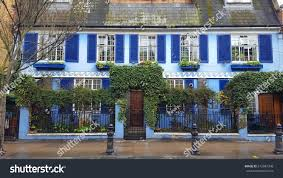 100 Portabello Mansion Blue House Portobello Road London United Stock Photo Edit Now