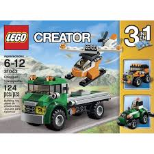 Creator Chopper Transporter Set LEGO 31043 - Walmart.com Lego Creator Mini Fire Truck 6911 Brick Radar Lego Highway Speedster 31006 31075 Outback Adventures De Toyz Shop Vehicles Turbo Quad 3in1 Buy Online In South Rocket Rally Car 31074 Cwjoost Alrnate Model Of Set High Flickr 6753 Transport Itructions Diy Book 1 Youtube Pictures Expert Fairground Mixer Walmartcom Cstruction Hauler 31005 At Low Prices Creator 31022 Toys Planet 2013 Brickset Guide And Database