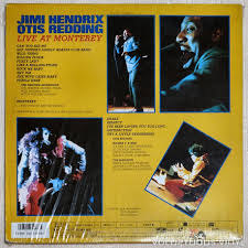 Jimi Hendrix Killing Floor Live by Jimi Hendrix Otis Redding Live At Monterey 1967 Laserdisc