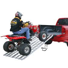 Amazon.com: Black Widow IBF-9444 ATV Loading Ramp (Aluminum Extra ... Diy Atv Lawnmwer Loading Ramps Youtube The Best Pickup Truck Ramp Ever Madramps And Utv Transport Made Easy Four Wheeler Ramps For Lifted Trucks Truck Pictures Quad Load Hauling The 4 Wheeler In Bed Polaris Forum 1956 Ford C500 Cab Auto Art Cool Pinterest Atvs More Safely With By Longrampscom Demstration Of Haulmaster Motorcycle Lift Ramp Loading A Made Easy Loadall V3 Short Sureweld Wheel Riser Front Wheels Ramp Champ