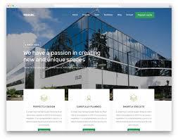 100 Interior Architecture Websites Most Popular Free Design Website Templates 2019 Colorlib