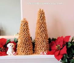Seashell Christmas Tree by Diy Mini Pistachio Christmas Trees
