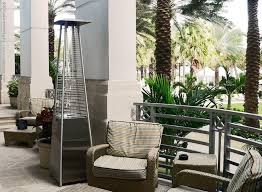 Fire Sense Deluxe Patio Heater Stainless Steel by Pyramid Patio Heater Design U2014 Home And Space Decor