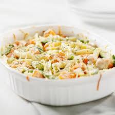 recette gratin de pâtes carottes et haricots verts facile rapide