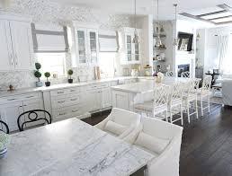 Classic Coastal Home Kitchen