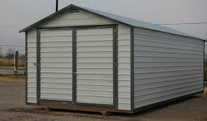10x20 Storage Shed Kits by Custom Built Backyard Storage 61 Years Experience Morgan Buildings