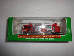 1999 Hess Miniature Fire Truck | EBay Hess Toy Trucks Ebay Wwwtopsimagescom 2011 Truck And Race Car Ebay Sponsored New 2000 Fire Emergency Flashers 2018 Mini Collection 9 Vintage Hess Old Stock 1990s 2000s Lot D 5 Bank With Barrels 1987 Vintage 1984 Tanker Truck Bank With Original Box Insertrs 2016 Dragster 2day Ship Sport Utility Vehicle Motorcycles 2004 Kids Space Shuttle Lot 1999 Hess Wilco Servco New In The