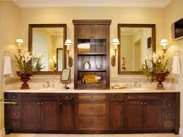 Bathroom Vanity Tower Ideas by Bathroom Awesome Bathroom Vanity Ideas With Wall Lighting And