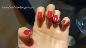 Gelish 18g Led Lamp Canada by Gelish At Home Manicure System 3 Week Gel Polish Review U0026 Photos