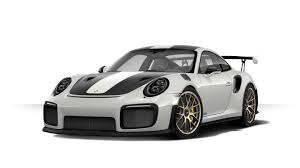 The 911 GT2 RS Configurator Is Live, How Would You Build Yours ...