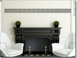 griechische bordüre wandaufkleber für zuhause