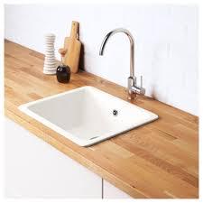 Install Domsjo Sink Next To Dishwasher by Domsjö Inset Sink 1 Bowl White 53x45 Cm Ikea