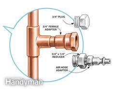 How to repair a leaking outdoor faucet hose bib DIY