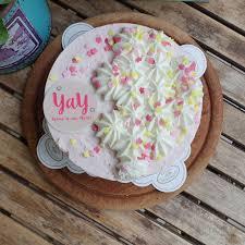 viktoriasarina torte in eine pfütze coppenrath