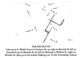 Park Slope Halloween Parade 2015 Route by 2016 Memday Parade Crop Jpg