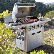 cuisine barbecue gaz barbecue notre shopping pour être bien équipé tout l été
