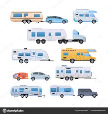 100 Vans Homes Vehicle Trailer Camping Family Traveling By Car Mobile