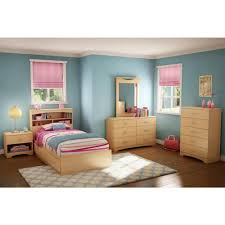 South Shore Step One Dresser White by South Shore Step One Mirror Natural Maple 3113122 The Home Depot