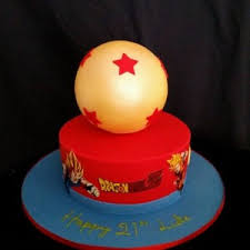 Dragon Ball Z Decorations by Birthday Cakes Images Dragon Ball Z Birthday Cake Toppers Dragon