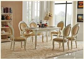 Online Shop Newest Wholesale Europe Classic Style Dining Room Sets Furniture Table And Chairs L909