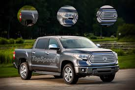 Toyota Tundra Lands In The Cross Hairs; Overhaul Imminent | Top Speed