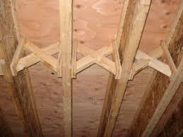 Sistering Floor Joists To Increase Span by Blocking Wood