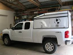 Pick-up Truck Camper Shell - Topper- Cap That Will Fit Motocross ...