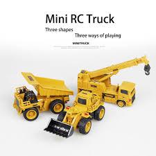 100 Mini Rc Truck Impulls RC Hydraulic Excavator Remote Control Car