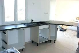 cuisine sur pied pied plan de travail cuisine pied plan de travail cuisine