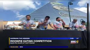 MoonPie Eating Competition Comes To Memphis