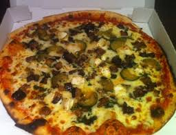 style cuisine cagne chic pizza chic pizza choc cagnes sur mer 06800 food reporter