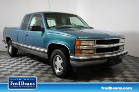 100 1988 Chevy Truck For Sale 1998 Chevrolet Silverado 1500 For Nationwide Autotrader