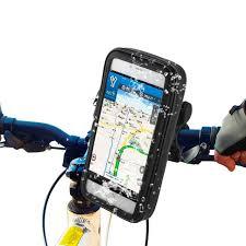 For iPhone 6s plus Waterproof Case Waterproof Bag with Bicycle