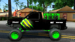 Chevrolet Silverado Monster Energy V2 For GTA San Andreas Damon Bradshaw Who You Will Normally Find Behind The Wheel Of His Home Win Ultimate Vip Experience At Monster Jam Singapore 2017 Energy Truck Suv And Pickup Body Style Doonies 3 Through My Lens 4x4 Chevy Drink Truck 2 The City Grapevines Summe Flickr Allnew Soldier Fortune Black Ops Featuring Driver Tony Ochs