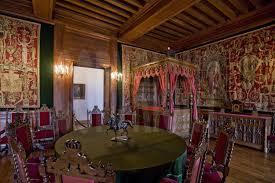 chambre ou pau centre historique intérieur du château de pau chambre où