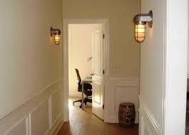 hallway wall sconces lightandwiregallery