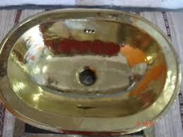 details zu marokkanische klein oval kupfer handgefertigt badezimmer waschbecken becken