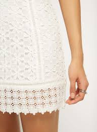 cream lace a line skirt view all clothing miss selfridge