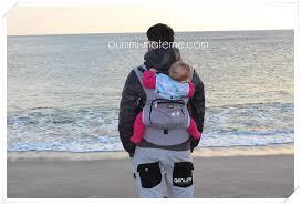 air et dlight comparatif des deux porte bébés physiologiques