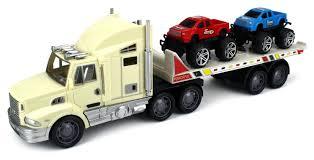 100 Model Toy Trucks OffRoad Truck Trailer 132 Childrens Kids Friction Truck