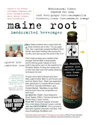 Pumpkin Festival Maine by Vendor Resources Maine Root Handcrafted Beverages