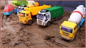 100 Dump Trucks Videos Dump Truck For Children Truck Wash For Kids Kids Videos Video