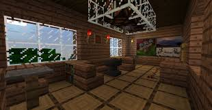 Minecraft Living Room Furniture Ideas by Minecraft Tree House The Living Room By Trancendency On Deviantart