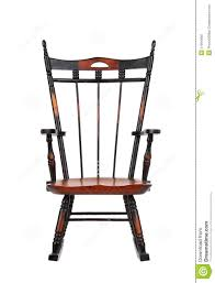 Rocking Chair Stock Photo. Image Of Isolated, Boston - 51954480