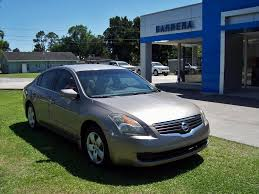 Barbera Chevrolet Has Used 2008 Nissan Vehicles In Napoleonville
