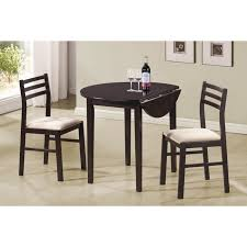 andover mills lynbrook 3 piece dining set reviews wayfair