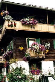 Flower House Home Flowers Garden Balcony