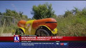 Oscar Meyer Expanding Weinermobile Fleet With Weinerdrone ...
